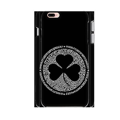 Generic Avere Symbol Affascinante per Uomo Compatibile con Apple iPhone 6/6S 4.7Inch Contenitore di Plastica