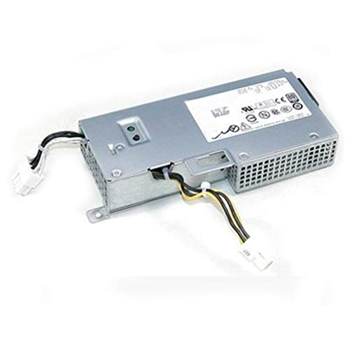 Nadalan Fuente de alimentación Compatible 200W L180EU-00 F180EU-00 F200EU-00 L200EU-00 para DELL OptiPlex 780 790 990 9010 9020 7010 USFF Series chasis Ultrafino