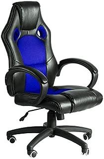 Regalos Miguel - Sillas Gaming - Silla Pro - Azul y Negro -