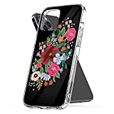 Phone Case Compatible with iPhone Rifle Pro Max Paper Se 2020 Co. Plus Wild X Rose 8 6 7 Xs Xr 11 12 Mini Scratch Accessories Waterproof