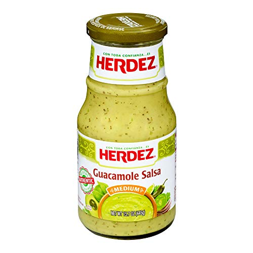 Image of Herdez Guacamole Salsa,...: Bestviewsreviews