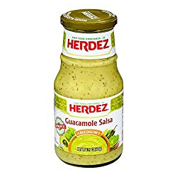 Herdez Guacamole Salsa Medium, 15.7 Ounce