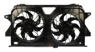 Dorman 620-042 Radiator Dual Fan Assembly
