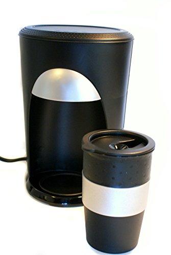 PKW Kaffeemaschine Pads Padmaschine Kaffeepads Warmhaltebecher Trinkbecher Auto Truck Maschine Automat Reise Wohnwagen Camping Boot 12V 12 Volt 170W 170 Watt