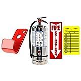 Victory 6 Liter Wet'Kitchen' Portable Fire Extinguisher