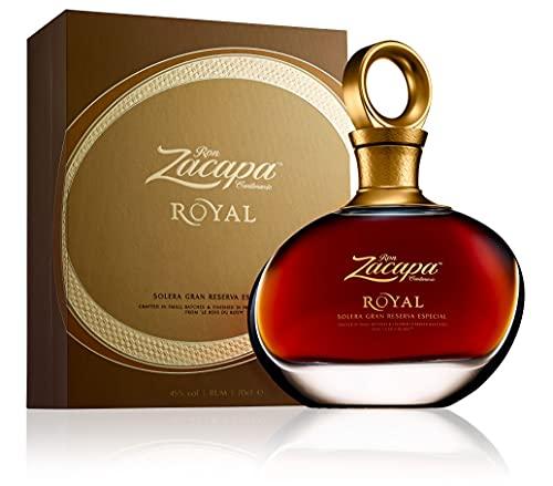 2. Ron Zacapa Centenario Royal Solera Gran Reserva Especial