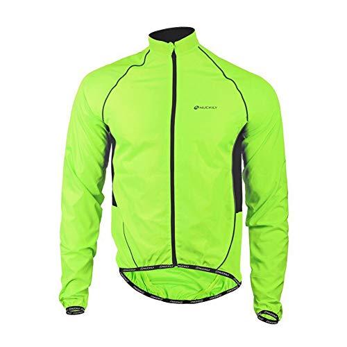 Jersey de Ciclismo de Manga Larga con Cremallera Completa para Hombre, Camiseta de Bicicleta MTB, Ropa de Ciclismo, Impermeable de montaña, Hombres y Mujeres, el Mismo Equipo,3X_Large