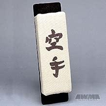 Pro Makiwara Board - Karate Letters