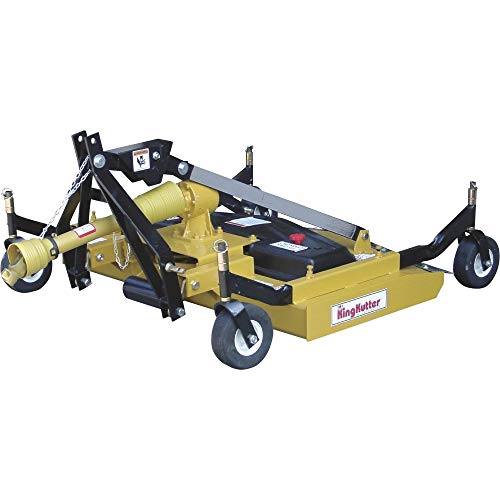 King Kutter Rear Discharge Finish Mower - 60in. Model Number...