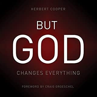 But God audiobook cover art