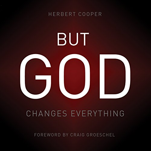 But God Audiobook By Herbert Cooper cover art