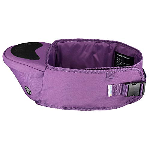 Hippychick HCHIP0008 Babytrage, violett