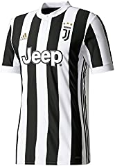 Adidas Camiseta Juventus FC 1ª Equipación 2017/2018 Hombre