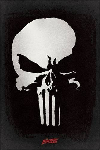 Daredevil Serie Poster Punisher (61cm x 91,5cm)
