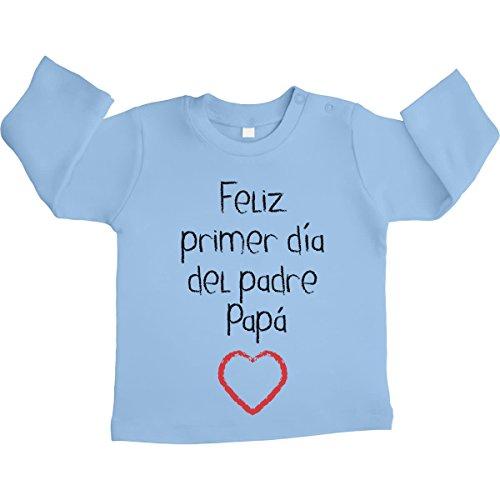 Shirtgeil Dolce Regalo per pap/à La Principessina di pap/à Maglietta Neonato Unisex