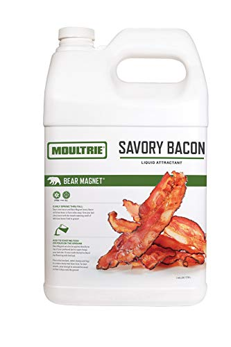 Moultrie Bear Magnet Attractant - Savory Bacon