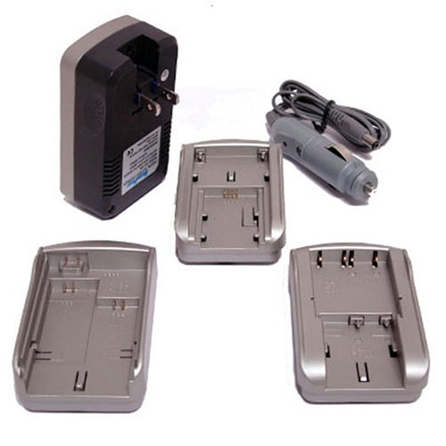 Maximal Power FC300 SAM Universal All In One Rapid Travel Charger for Samsung Battery (Bronze)