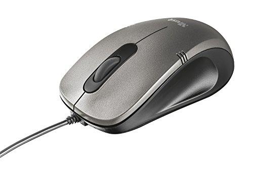Trust Ivero Compact Mouse, Grigio