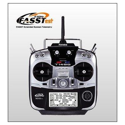 双葉電子工業 14SG (H-R7008SB-F24J1HX (14chヘリ用 T/Rセット) 00008408-1