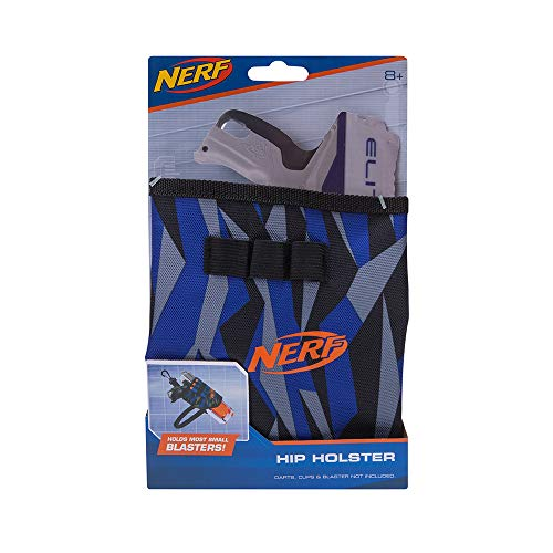 Toy Partner- Nerf Funda Cadera Elite, Color Azul,Negro y Naranja (NER0152)