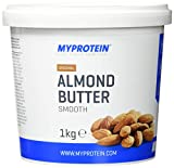 Myprotein Almond Butter Smooth, 1er Pack (1 x 1 kg)
