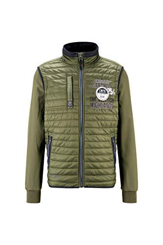 Camp David Herren Softshell-Steppjacke