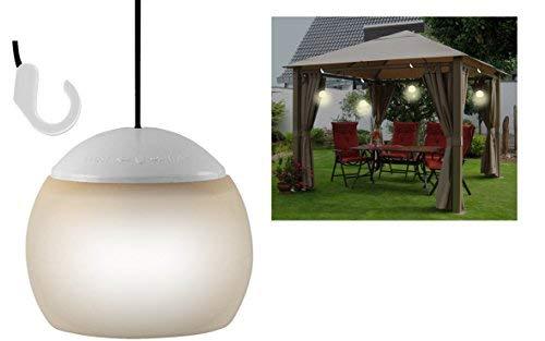 LED Hängelampe für Pavillion Zelt Camping Partybeleuchtung 4 Stück Set