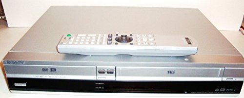 Best Review Of Sony RDR-VX511 DVD Player/Recorder Combo with VCR