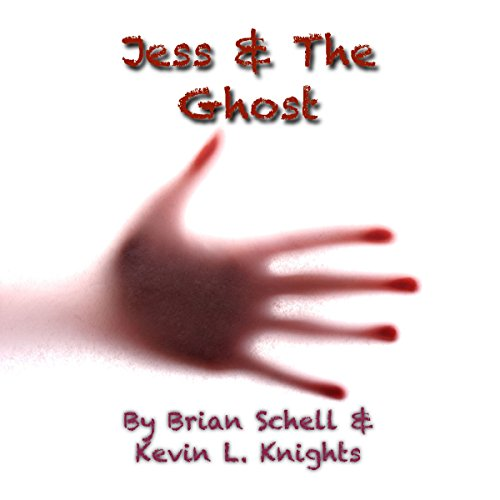 Jess and the Ghost audiobook cover art