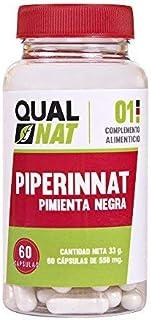 Suplemento alimenticio de piperina, ayuda a adelgazar con