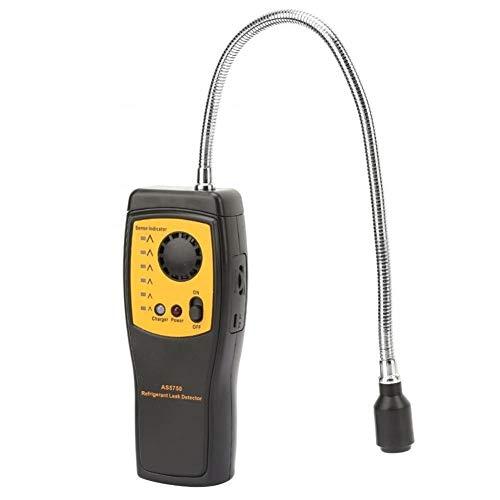 no-branded Tragbare Kältegasdetektor Halogen-Gas-Detektor Gas Gas-Leck-Detektor Gas-Tester Messgerät XXYHYQHJD