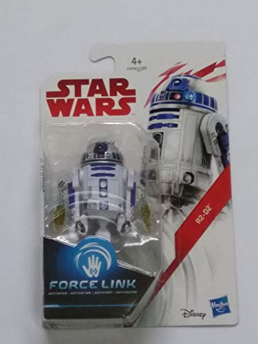 Hasbro Star Wars General R2-D2 Force Link Figure