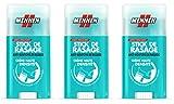 MENNEN Stick de Rasage Anti-Boutons de Rasage 50 ml - Lot de 3