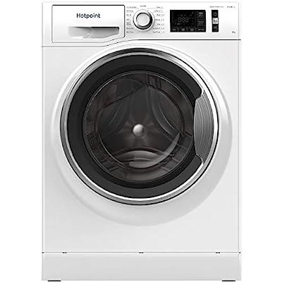 Hotpoint NM11945WCAUKN 9kg 1400rpm Freestanding Washing Machine - White