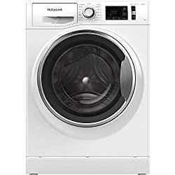 H:850mm x W:595mm x D:605mm 9kg Load Capacity 52dB Wash 79dB Spin Noise Rating ActiveCare Technology
