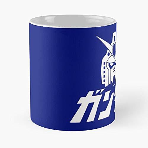 0079 Robot Anime Mecha Best Taza de café de cerámica de 315 ml Eat Food Bite John Best Taza de café de cerámica de 315 ml