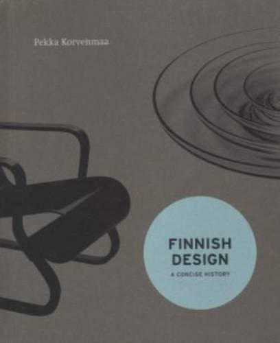 Finnish Design - A Concise History by Pekka Korvenmaa (2013-10-10)