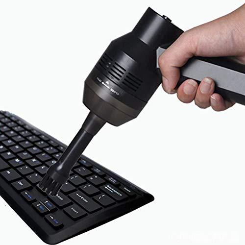HKDJ-USB Mini-toetsenbord Stofzuiger, Beste Cleaner voor het reinigen van stof, Haar, Crumbs, Auto, Bureau en huisdier huis