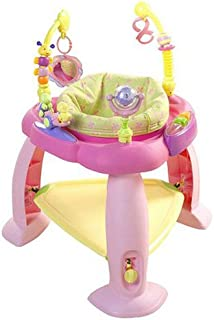 Bright Starts Bounce Bounce Baby Activity Zone - Pink (Discontinued by Manufacturer)