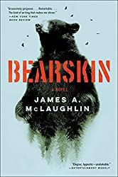Cover of Bearskin by James A. McLaughlin