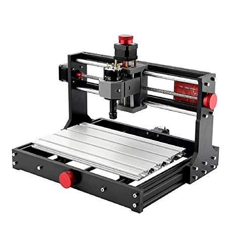 Mostics CNC 3018 Pro mit 5,5W laser modul CNC stecher CNC gravur maschine CNC carving maschine CNC router Fräsen maschine CNC Laser gravur maschine Laser graveur (CNC 3018 PRO, mit 5.5W laser)