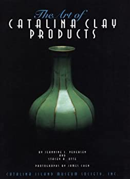 Paperback The Art of Catalina Clay Products Book