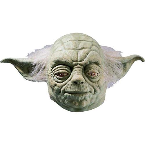 Masque licence luxe 3/4 yoda adulte