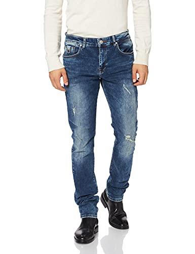 LTB Jeans 50759 Joshua Jeans, Waterless Wash, 33W / 30L Uomo