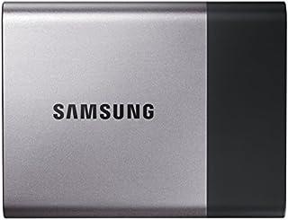 Samsung 外付けSSD 250GB T3シリーズ USB3.1対応 ハードウェア暗号化 パスワード保護 V-NAND搭載 MU-PT250B/IT