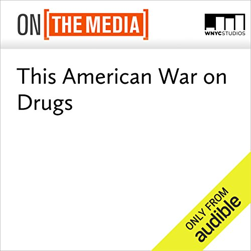 This American War on Drugs audiobook cover art