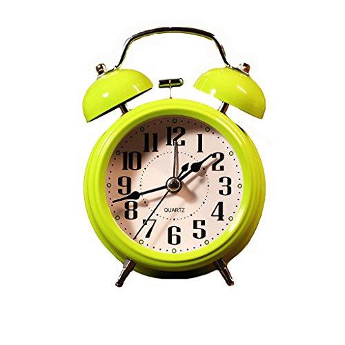 XT Fashion wekker Eenvoudige wekker Bell wekker Table Klok (Color : B)