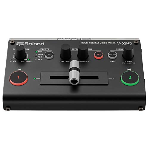 Roland V-02HD Multi-Format Video Switcher