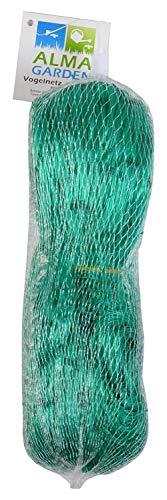 DI-GARD (028) Vogelschutznetz Laubschutznetz Gartennetz Schutznetz Netz Vogelnetz 4x5 Meter