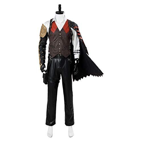 Spelkod Vein Louis Rui Cosplay Kostymer Outfit Vuxna Män Louis Rui Kostymer Fulldräkt Halloween Cosplay Kostymer (Color : Male, Size : XS)
